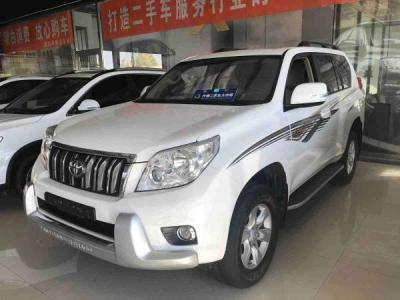 2011年11月丰田普拉多4000 TX-L图片