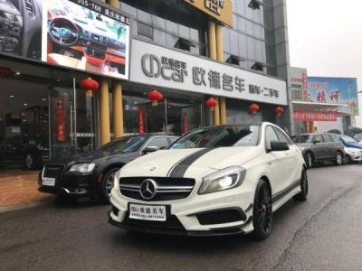 2015&#24180;3&#26376; &#22868;&#39536; AMG  A45 AMG 2.0T 4MATIC?#35745;?/>                         <div class=