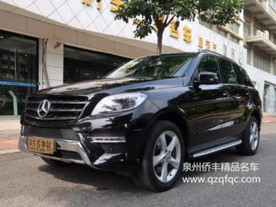 奔馳 M級  ML320 3.0T 4MATIC圖片