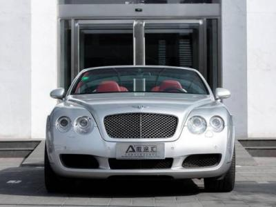 2008年9月 宾利 欧陆 GTC 6.0T图片