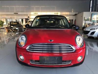 MINI Coupe  2010款 1.6L Mayfair