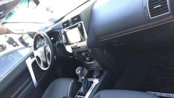 丰田 普拉多  3.5L VX NAVI图片