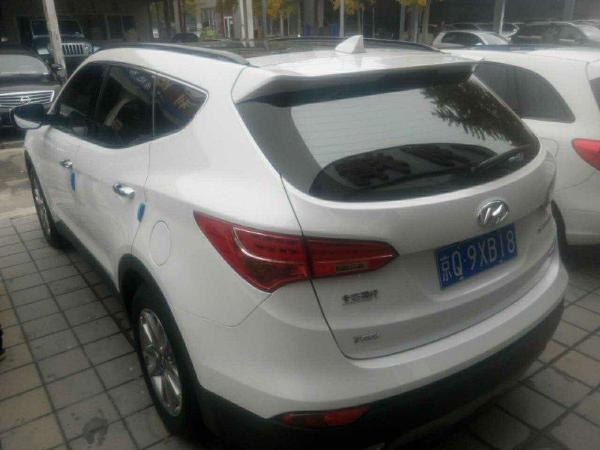 【北京】2014年7月 现代 胜达 新 2.图片