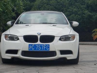 2012年6月 宝马 宝马M系(进口) M3 双门轿跑车 4.0 碳纤顶版图片
