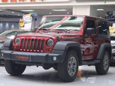 2012年8月 Jeep 牧馬人 圖片