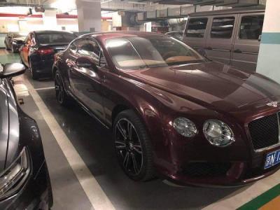 宾利欧陆&nbspGTC V8 4.0T