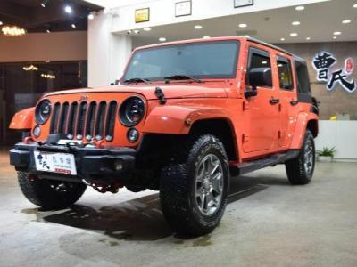 2015年5月 Jeep 牧馬人 3.0L 四門圖片