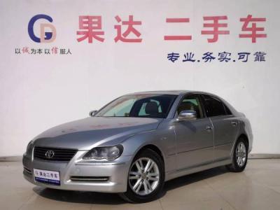2008年2月 丰田 锐志  2.5S 真皮天窗版图片