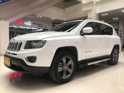 Jeep 指南者  2.4L 四驅豪華版