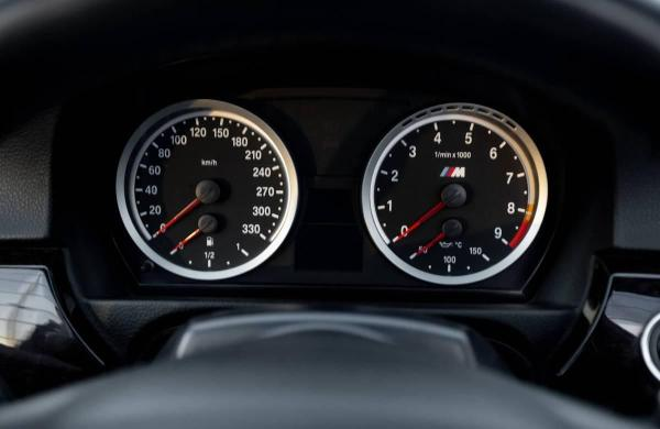宝马 宝马M系  2009款 M3 敞篷轿跑车 4.0图片