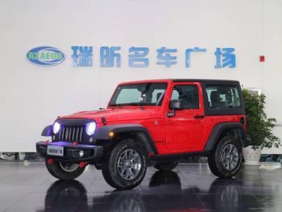 Jeep 牧马人  3.6 两门舒享版 Rubicon图片