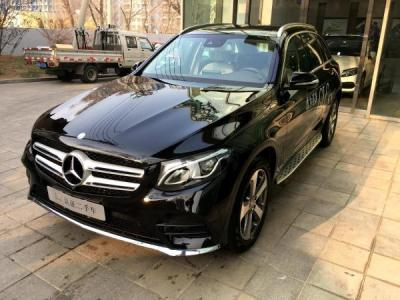 奔驰 GLC级 GLC260 4MATIC 2.0T 豪华型