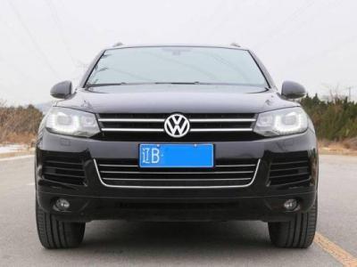2011年9月 大众 途锐  3.0T 豪华型 汽油版图片