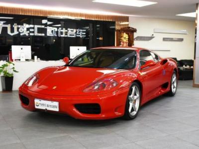 法拉利 360  2004款 3.6L Modena图片