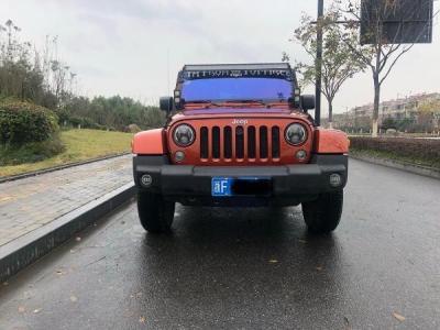 2015年1月 Jeep 牧马人 3.0L 四门图片