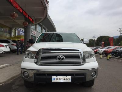 2012年9月 丰田 坦途 5.7 标准版图片