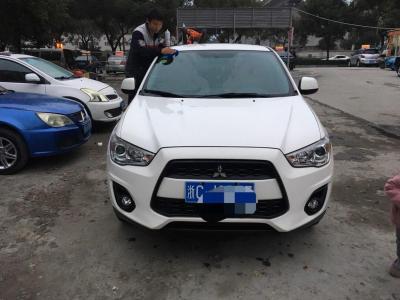 2013年3月 三菱 劲炫 1.6L 手动两驱标准版图片