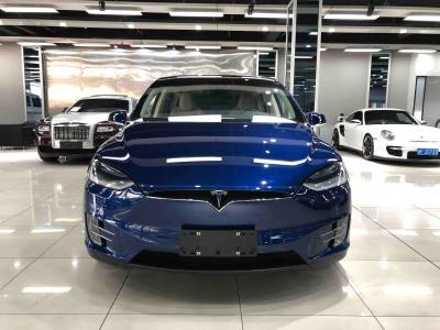 2017年10月 特斯拉 Model X 特斯拉SUV-ModelX-100D四驱图片