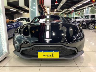 2018年10月 阿斯顿马丁 V8 Vantage 4.7图片