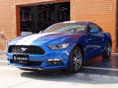 福特2017款 Mustang 2.3T 性能版图片