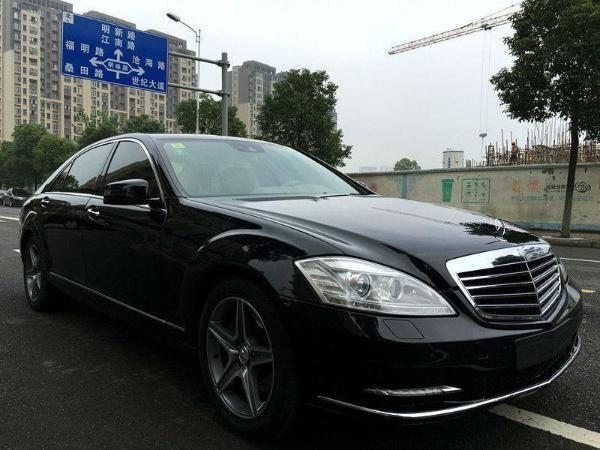 【宁波二手车】2010年8月_二手奔驰s300l豪华型 _价格