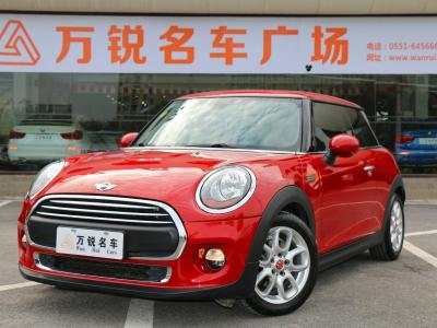 MINI Coupe  2014款 ONE+ 1.2T