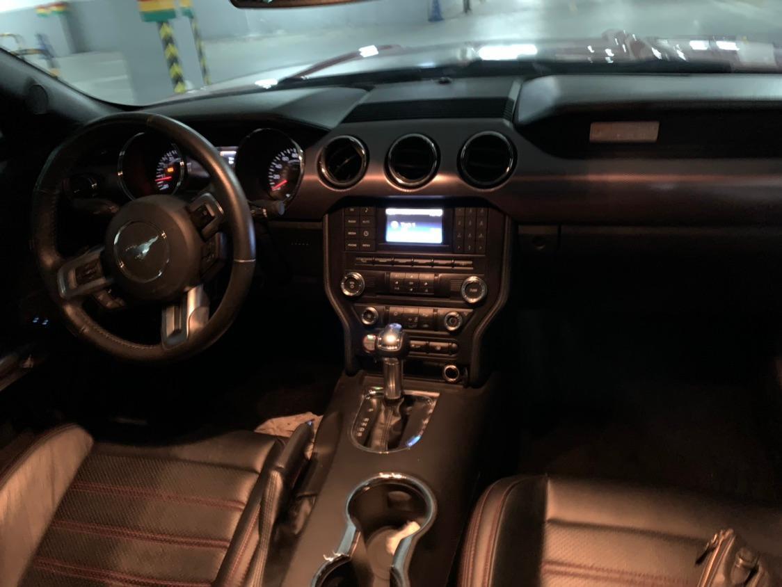 福特 野马  2.3T 运动版 硬顶图片