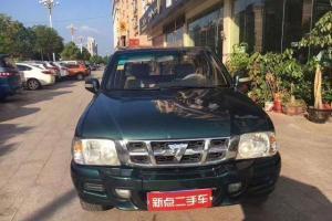 2012年8月 福田 拓陆者 2.8T 柴油 两驱 标准版图片
