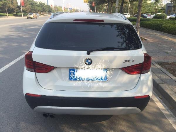 【秦皇岛二手车】2012年9月_二手宝马 宝马x1 x1 20i
