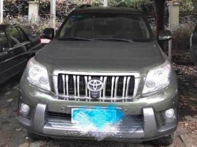 2012年1月 丰田 普拉多 4000 VX NAVI图片