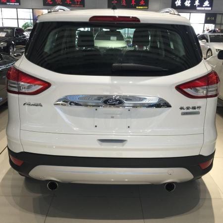 【台州】2016年7月 福特 翼虎 1.5 gtdi 两驱风尚型 白色 自动档