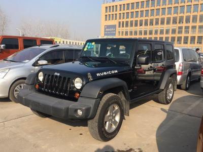 2010年9月 Jeep 牧马人(进口) 3.8 四门版图片