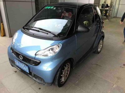 Smart Fortwo  Coupe 1.0 MHD 标准版图片