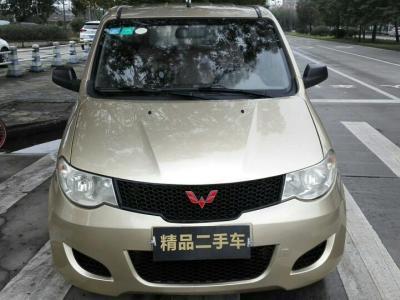 2012年8月 五菱 宏光 S 1.2L 手动舒适型图片