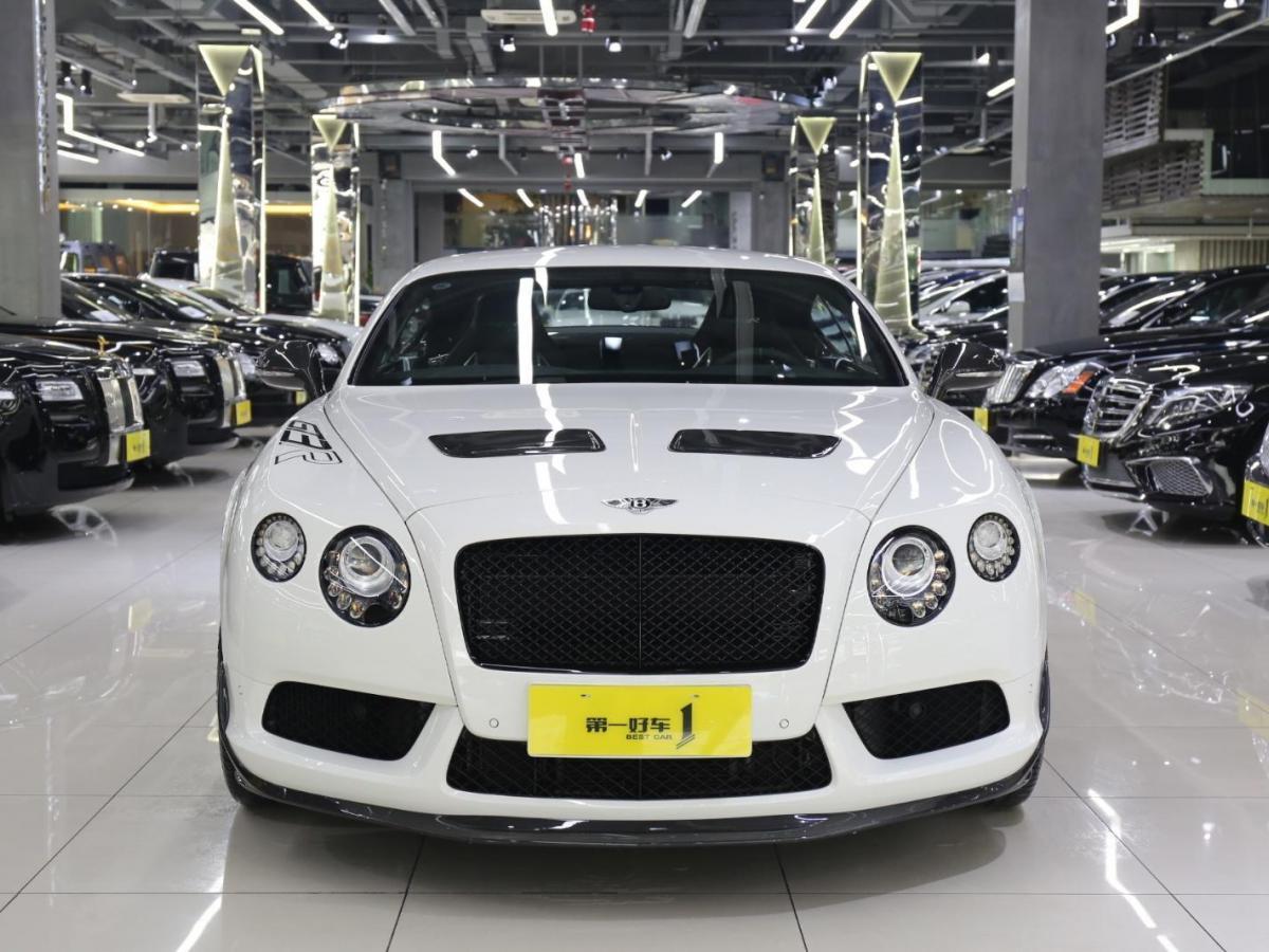 宾利 欧陆  2015款 GT3-R 4.0T图片