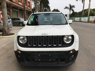 2017年10月 Jeep 自由侠 180T DCT动能版+图片