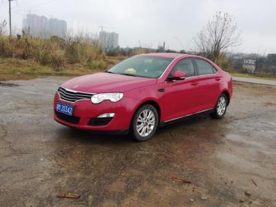 2012年9月 荣威 550 550S 1.8L 启臻版图片