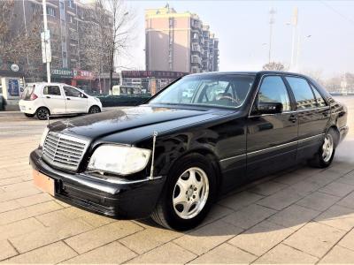 奔驰 S级 1996年款 S600 V12 虎头奔图片