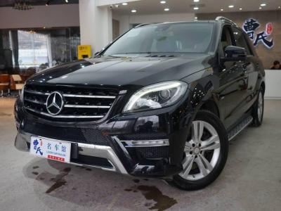 2012年9月 奔馳 ML級  ML350 3.5L 4MATIC 動感型圖片