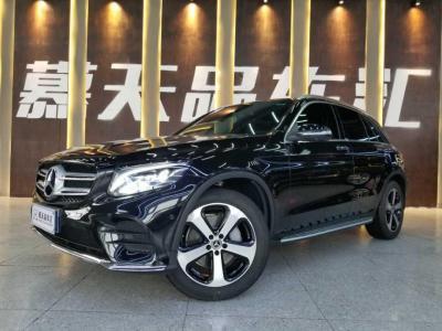 奔驰 GLC级  2018款 GLC260 Coupe 2.0T 4MATIC图片
