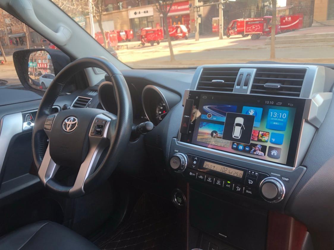 丰田 普拉多  2014款 4.0L TX-L图片