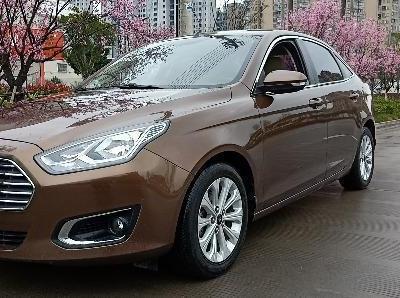福特 福睿斯  2015款 1.5L 时尚型