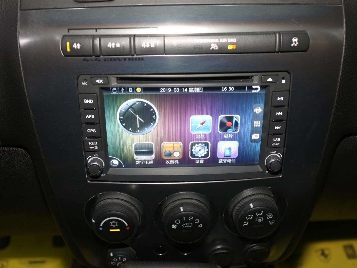 悍马 H3  2007款 3.7L图片