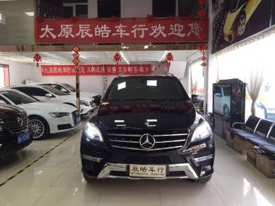 2013年1月 奔馳 ML級  ML300 3.5L 4MATIC圖片