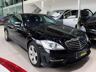 奔驰 S级  2012款 S300L 3.0L 尊贵型?#35745;?/>                         <div class=