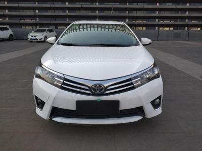 2014年6月 丰田 卡罗拉  1.6L CVT GL图片