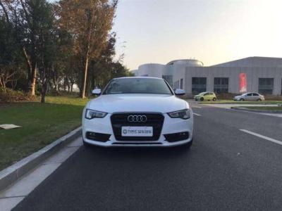 2012年9月 奥迪 奥迪A5(进口) A5 2.0TFSI Coupe图片