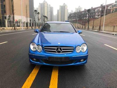 奔驰 CLK级  2006款 CLK280 3.0L 时尚型图片