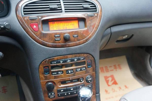 标致 607  2007款 3.0L 6速图片