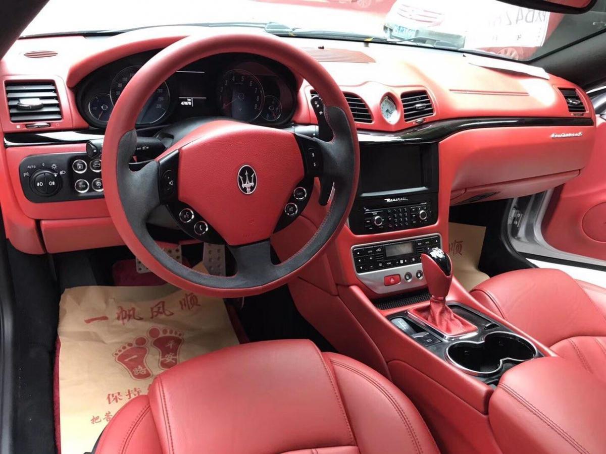 玛莎拉蒂 GT  2011款 4.7L GT MC STRADALE图片